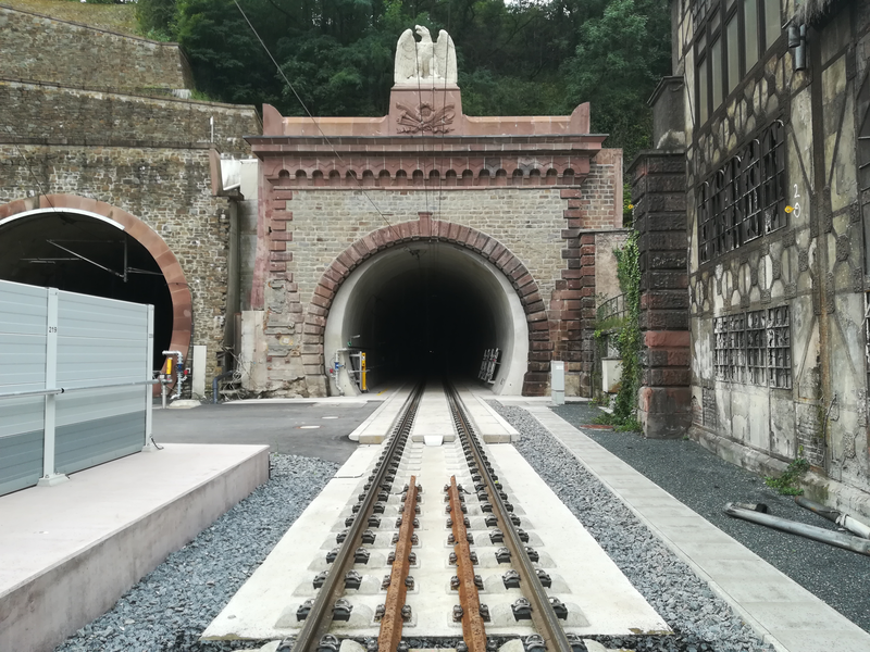 Alter Kaiser-Wilhelm-Tunnel
